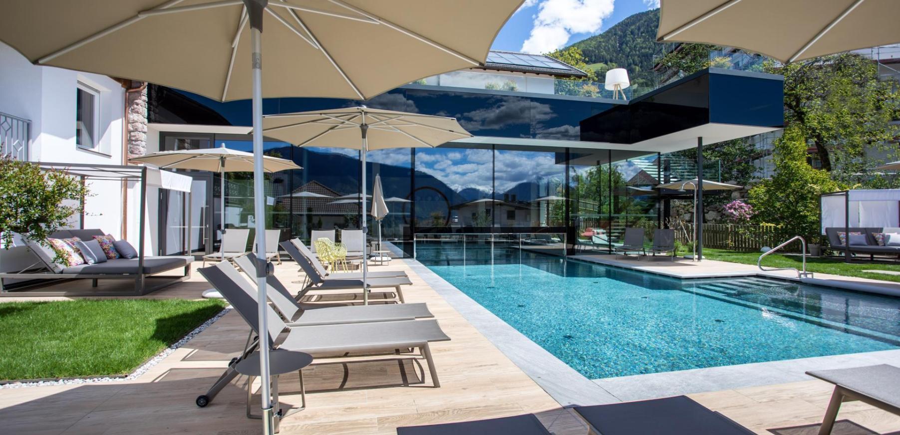4 Sterne Hotel Schenna Verbringen Sie Einen Entspannten Urlaub In